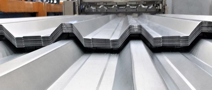 Telhas de Aço
